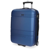 ABS Cestovný kufor MOVOM Galaxy Blue 55 cm