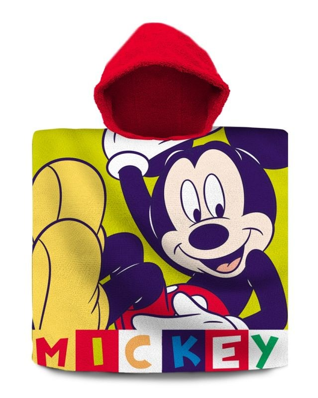 Pončo Mickey color 60/120