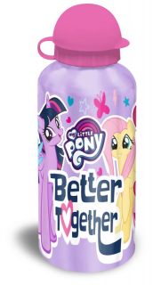 ALU fľaša My Little Pony Better 500 ml