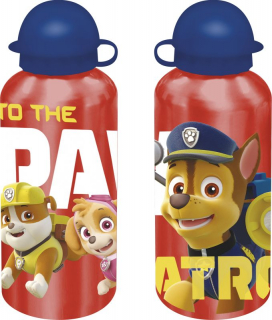 ALU fľaša Paw Patrol red 500 ml