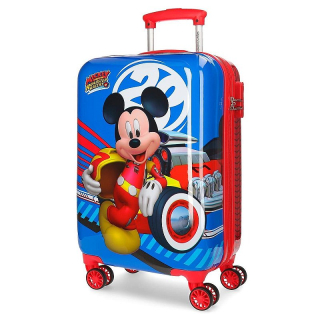 ABS Cestovný kufor Mickey World 55 cm